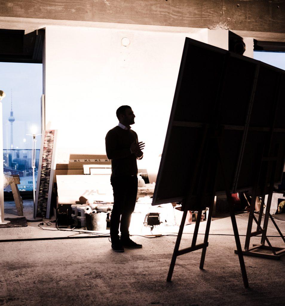 Maler & Künstler Ali Görmez