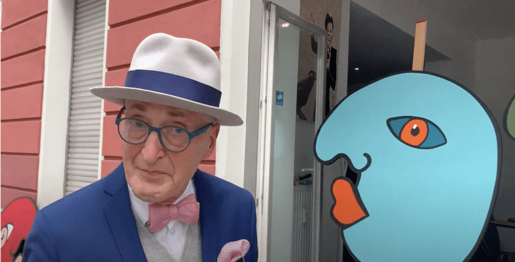 Günther Anton Krabbenhöft lädt zum Hauptstraßenfest am 10. Mai