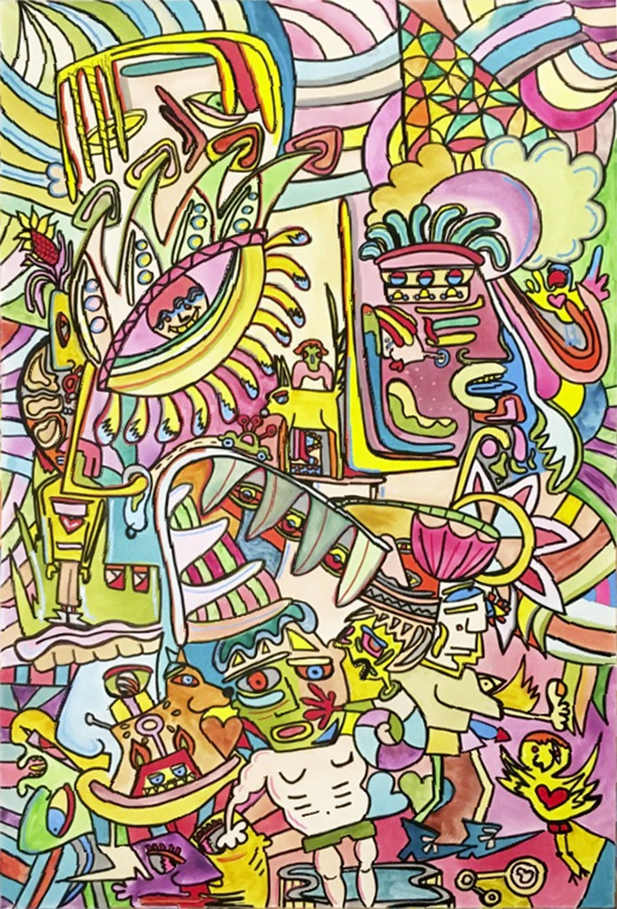"""Bild aus der Art Edition """"Diversity"""" von Ali Görmez"""