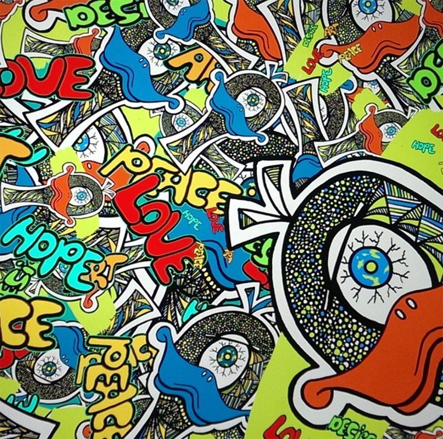 Focky, the duck - art-character by Ali Görmez
