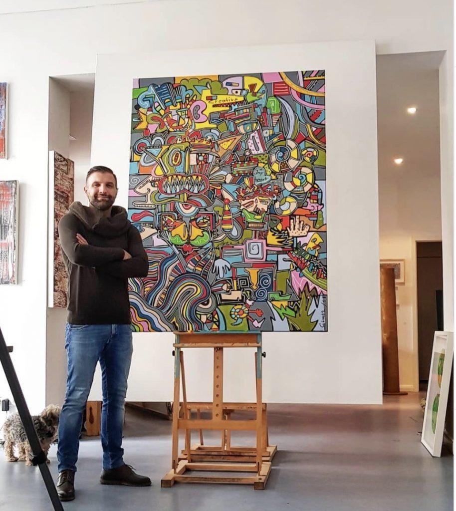 Galerie Osbili - Ali Görmez Pop Art