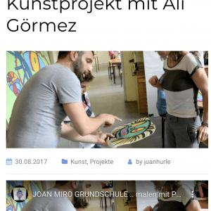 Joan Miro Grundschule - 2017