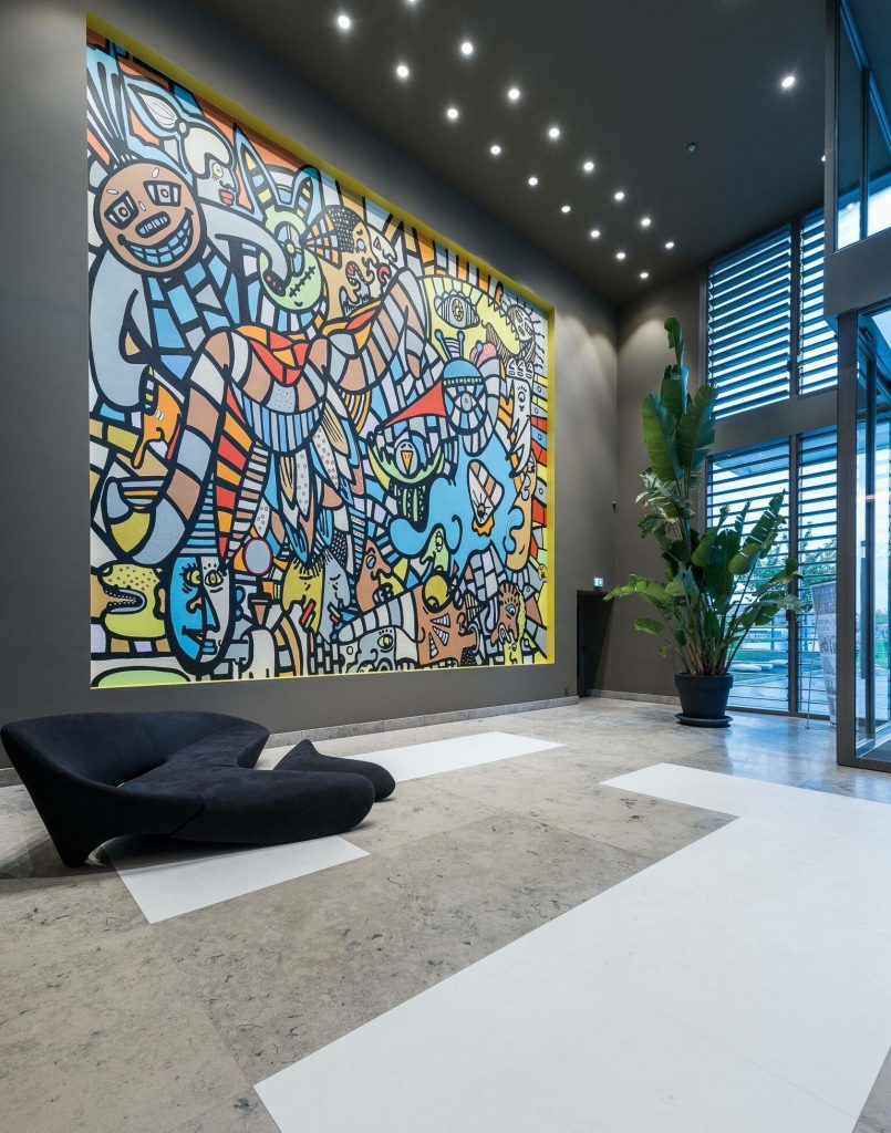Living Levels 42 m2 by Ali Görmez