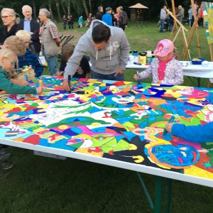 Pop Art Mal-Workshop für Kinder - Ali Görmez