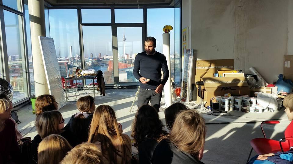 Ali Görmez - Pop Art Workshop Companies